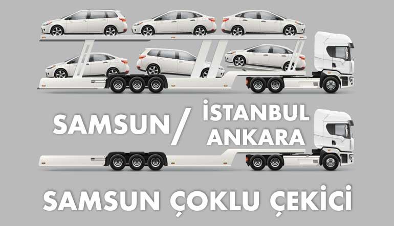 samsun İstanbul çekici
